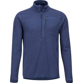 Marmot Preon Langærmet T-shirt Herrer blå